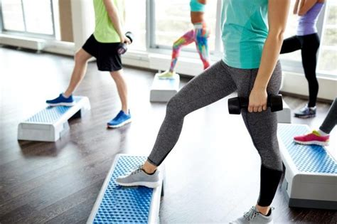 step aerobic bench step aerobics effective in modifying cholesterol profiles women fitness