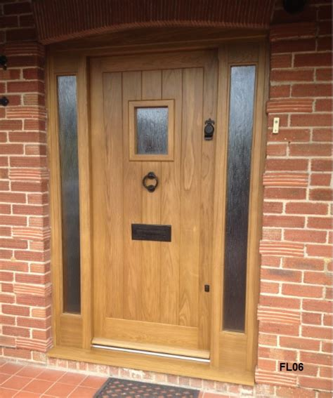 Oak Doors By Jonathan Elwell Latest News Hardwood Front Doors Uk