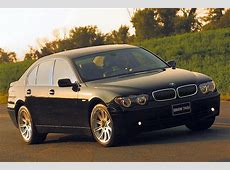 2005 BMW 745 Overview | Cars.com 745