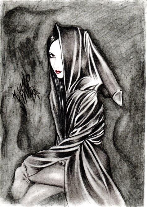 imagenes goticas a lapiz dibujos g 243 ticos sencillos taringa
