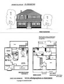 Small Two Story Floor Plans 2 Story Small House Designs Small 2 Story House Floor