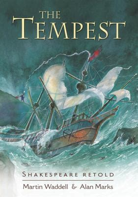 tempest books the tempest by william shakespeare martin waddell