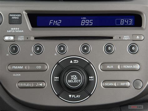 honda fit audio system 2009 honda fit pictures audio system u s news world
