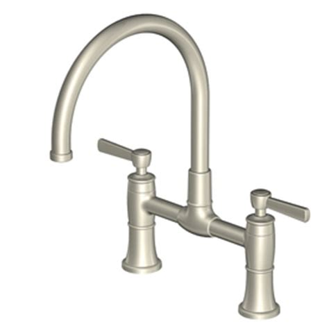 aquasource kitchen faucets shop aquasource brushed nickel 2 handle high arc kitchen faucet at lowes