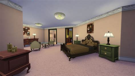 four bedroom mod the sims 4 grove 4 bedroom family home