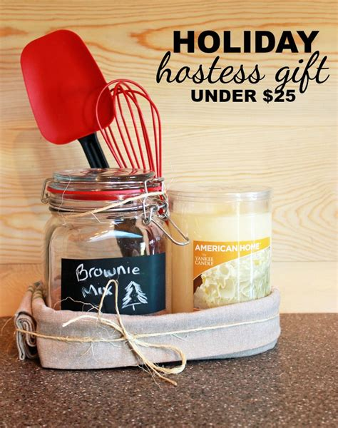 christmas hostess gifts holiday hostess gift for under 25 my breezy room
