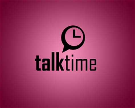 talk time designed  timeidesigned brandcrowd