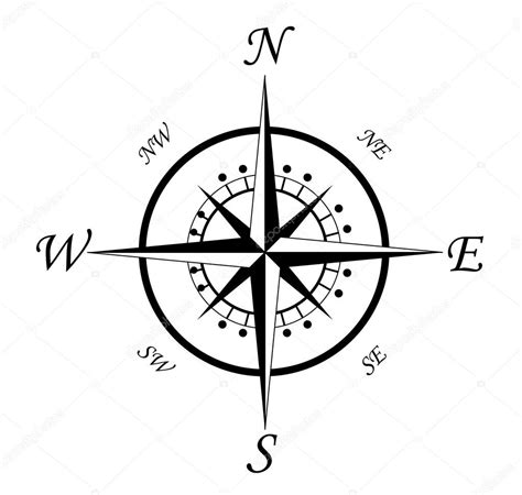 compass symbol stock vector 169 seamartini 4651088