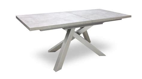 table design avec rallonge table de salle manger avec rallonge design