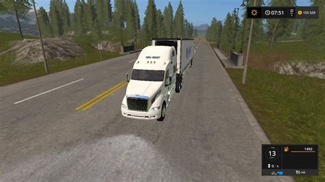 walmart ls and walmart peterbilt and v1 0 0 0 ls 17 farming simulator