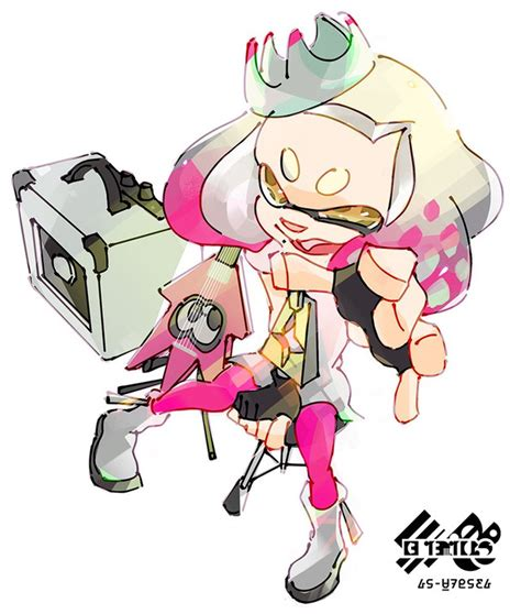 the hook an unofficial splatoon saga books nerdvania quot splatoon 2 quot the hook idols featured in