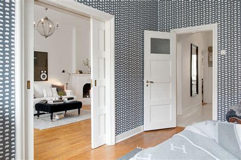 swedish style interior design by svenskt tenn eclectic elefant tapet svenskt tenn estrid ericson wallpaper