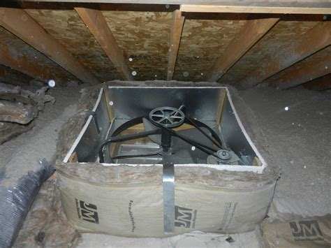 Whole House Attic Fan by Kansas City Attic Fans Whole House Attic Fan Installation