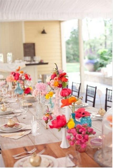 wedding centerpieces ideas fresh flowers 52 fresh wedding table d 233 cor ideas weddingomania