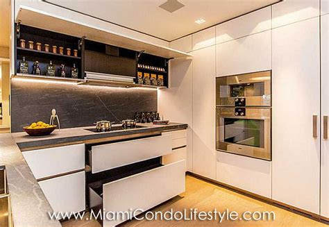 Sol Kitchen by Palazzo Sol Condos For Sale Fisher Island Drive