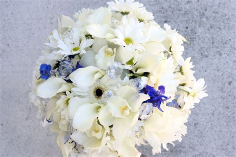 Wedding Bouquet Of Daisies by Wedding Flowers Floral Design By Jacqueline Ahne S