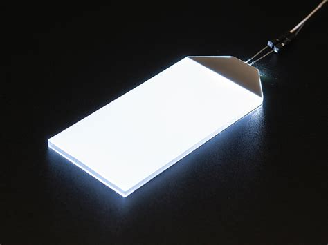 white led backlight module large 45mm x 86mm id 1621