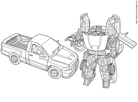 dibujos para pintar transformers 135 dibujos de transformers para colorear oh kids page 14