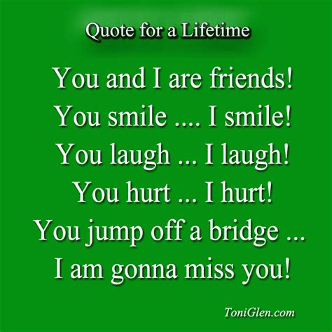 Quotes About Missing Your Friends by Miss You Friend Quotes Quotesgram