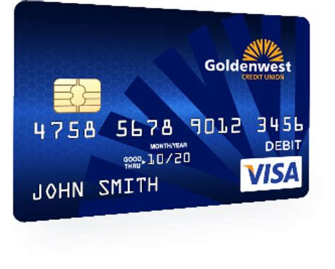Goldenwest Debit Card
