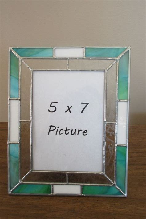 209 best images about stained glass photo frames on