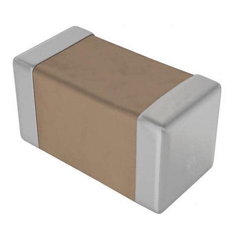 x7r capacitor digikey 12061c105mat2a avx corporation capacitors digikey
