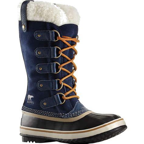 joan of arctic boot sorel s joan of arctic shearling boot at moosejaw