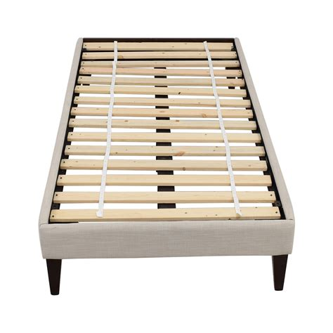 west elm twin bed shop staff favorite quality furniture on sale