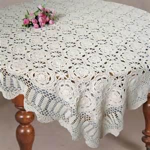 Kids Bathroom Shower Curtain - crochet tablecloth