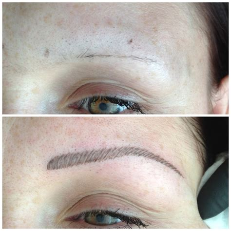 eyeliner tattoo disadvantages 44 best 3d eyebrow embroidery images on pinterest