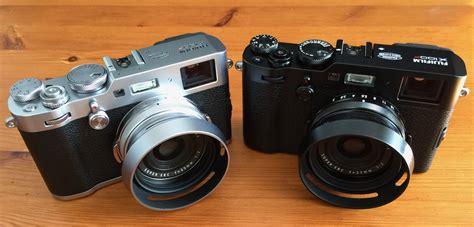 Fujifilm X100f Kamera Mirrorles Black fujifilm x100f fordfanjpn