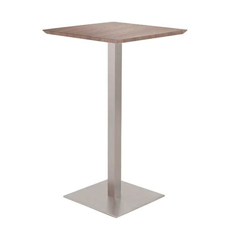 Modern Bar Table Modern Walnut Bar Table Melody Tables Chairs