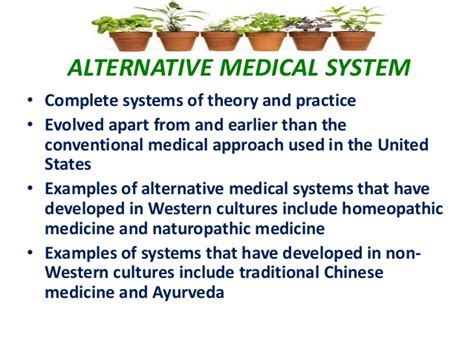 Alternative Medicine Essay by Alternative Medicine