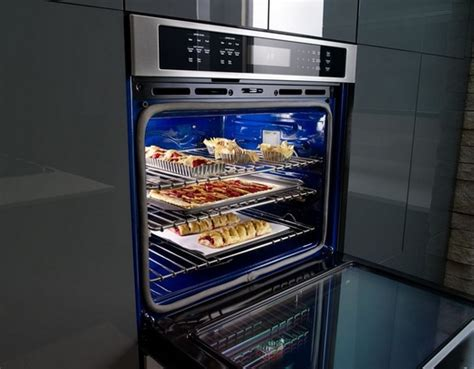 """KODE500ESS KitchenAid 30"""" Double Wall Oven with Even Heat"""