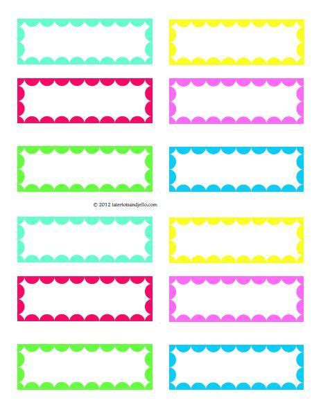 printable name label free printable labels for ziplocs and great for lunch