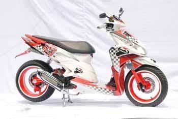 Sparepart Honda Vario 2007 motor motormu harga motor bekas matic