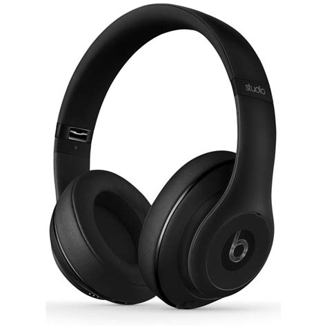 studio wireless matte black beats studio wireless ear headphones matte black
