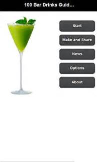 Top 100 Bar Drinks by 100 Bar Drinks Guide Quiz Appstore Store Top