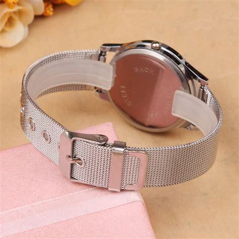 Harga Jam Tangan Favorite Quartz tomi jam tangan analog yq002gi silver