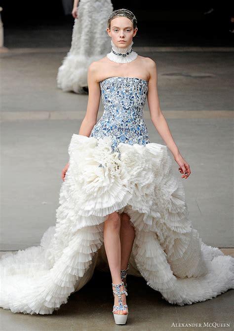 best mcqueen wedding dress now time