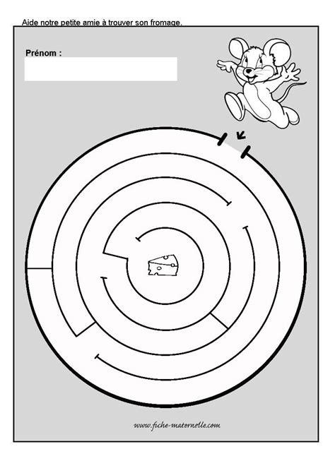au section 334 pr 233 paration au cp le labyrinthe en maternelle лабиринт