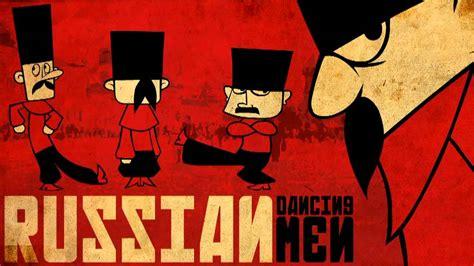 Russian dancing men long version of crimson
