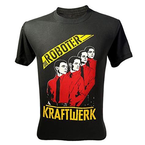Tshirt Kraftwerk by Kraftwerk T Shirts Tees 80sfashion Clothing