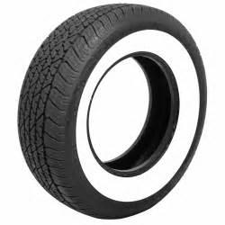 Car Tires Ta 4 Coker Bfgoodrich 2 750in Whitewall Silvertown Radial
