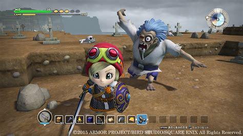 Kaset Ps4 Quest Builders ps4 ps3 ps vita exclusive quest builders new screenshots shows environments monsters