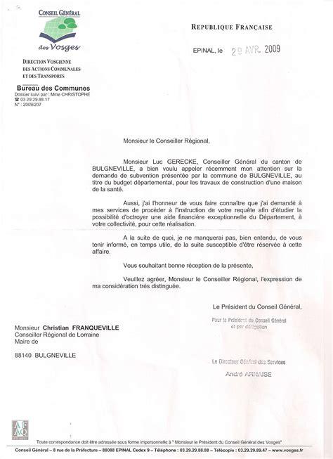 Demande De Subvention Association Lettre Maison De Sant 233 De Bulgn 233 Ville Luc Gerecke