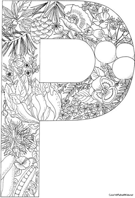 coloring pages for adults names pplants jpg 535 215 786 coloring pages pinterest adult
