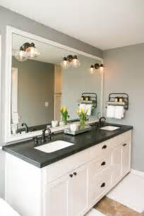 bathroom counter cabinet 25 best ideas about black granite countertops on