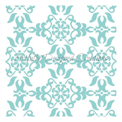 Wholesale Home Design Products vintage stencil artfully designed creations