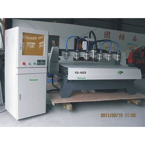 cnc router machine multiple head manufacturer  ahmedabad